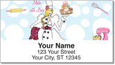 Made With Love Address Labels