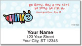 Kid Quotation Address Labels