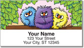 Bird Series Address Labels
