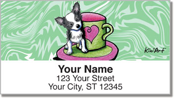Chihuahua Series 2 Address Labels