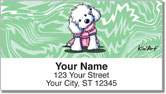 Maltese Series 1 Address Labels