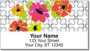 Acid Zen Address Labels