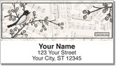Eldridge Bird Address Labels