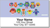 Owl Together Now Address Labels