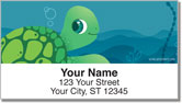 Sealife Address Labels