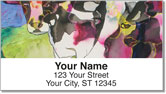 Kay Smith Cow Address Labels