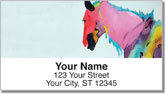Kay Smith Horse Address Labels