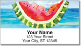 Kay Smith Fruit Address Labels