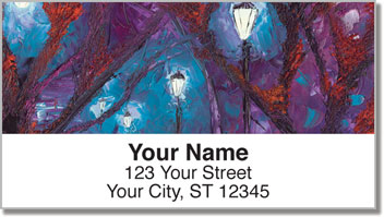 Woods of Wonder Address Labels