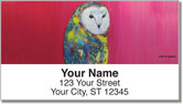 Nilles Owl Address Labels
