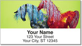 Nilles Pony Address Labels