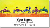 Nilles Sea Life Address Labels