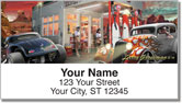 Gas Station Address Labels