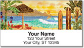 Altman Beach Address Labels