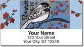 Bird Song Address Labels