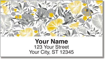 Bryant Park Address Labels
