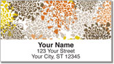 High Society Address Labels
