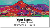 Evans Bluff Address Labels