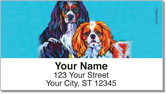 Evans Dog Address Labels
