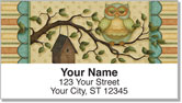 Life's A Hoot Address Labels