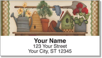 Welcome Home Address Labels
