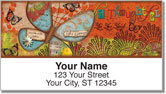 Inspired Wings Address Labels
