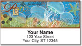 Hutto Sea Life Address Labels