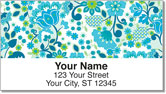 Bloom Address Labels