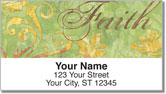 Sorbet and Teal Address Labels