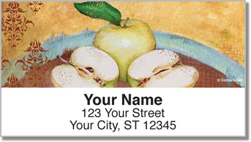 Knold Apple Address Labels