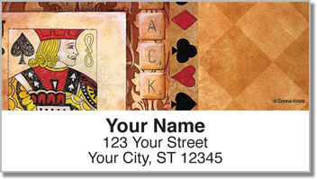 Knold Cards Address Labels
