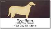 Good Dog Address Labels