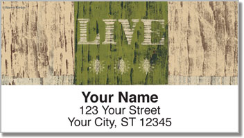Kimble Inspiration Address Labels