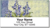 Cottage Garden Address Labels