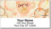 Cup of Joe Address Labels