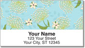 Mystical Garden Address Labels