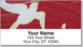 Bacca Bird Address Labels