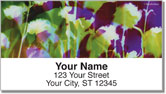 Bacca Floral Address Labels