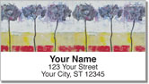 Dorien Nature Address Labels