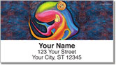 Sea Creature Address Labels