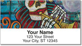 The Musical Dead Address Labels
