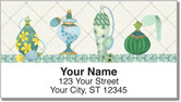 Grandmother's Dresser Address Labels