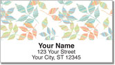 Jitterbug Address Labels