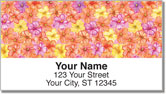 Surfer Girl Address Labels
