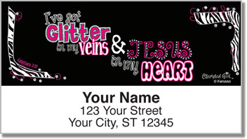 Truth Talkin' Address Labels