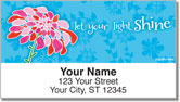 Blooming Gorgeous Address Labels