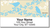 Bird on Branch Address Labels