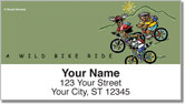 Wild Friends Address Labels