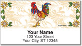 Embry Rooster Address Labels