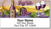 Embry Vino Address Labels